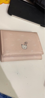 A pink wallet