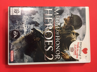Used Medal of Honor Hero's 2 *Wii* in Dubai, UAE