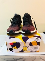 Used Authentic Adidas Pureboost shoes in Dubai, UAE