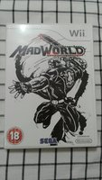 Used Wii Madworld in Dubai, UAE