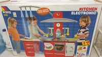 Used Pretend kitchen play set in Dubai, UAE