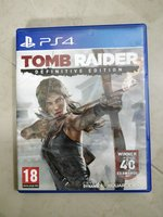 PS4 game - Tomb Raider