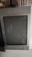 Used Sony FD trinitron wega TV and Sony VCR in Dubai, UAE