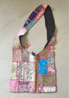 EAST patchwork handbag