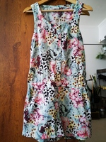 Used Floral jumpsuit, brand ONLY Size 36 in Dubai, UAE