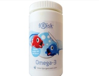 Used Frisk brand Omega 3 Chewing Capsules in Dubai, UAE