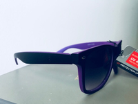 Used Purple Unisex Sunglasses in Dubai, UAE