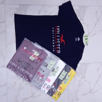 Used T-shirt hollister 6 pcs eid promo in Dubai, UAE
