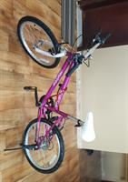 Used Only Few Times Used For Girl Bicycle.... in Dubai, UAE