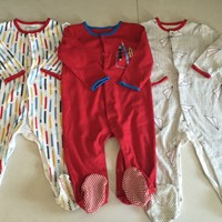 Used Mamas And Papas Pyjamas Bought In UK (retails In Uae At 170dhs/pack) Washed And Worn Once Due To Wrong Size in Dubai, UAE