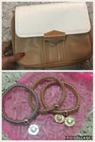 Bangles plus crossbody
