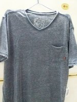 Used Two T. SHIRT ONE 90ONE. GREY AND BLUE GR in Dubai, UAE