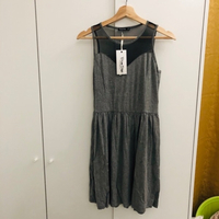 Prime days dress for women - Grey - 40
