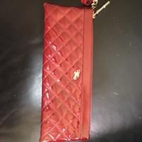 Burberry Pouch #winered #goodcondition