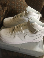 Used Nike shoes brand new Air Force 1 size 45 in Dubai, UAE