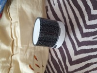 Used New mini bluetooth speaker black lightni in Dubai, UAE