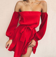 Used Off shoulder dress in Dubai, UAE