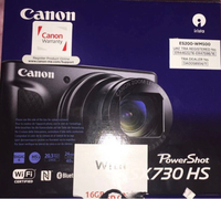 Used Canon PowerShot SX730 HS 20.3MP Camera in Dubai, UAE