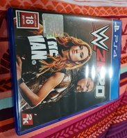 Used WWE 2K20 Regular Edition (PS4) in Dubai, UAE