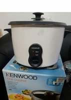 Used Rice cooker kenwood 1.8litres in Dubai, UAE