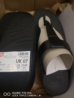 Used New Fitflop  Black in Dubai, UAE