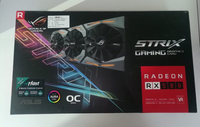 Used ASUS RX580 - 8GB(triple fan OC edition)  in Dubai, UAE