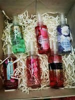 Used Bath n body spray in Dubai, UAE