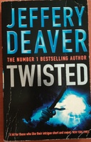 Used Twisted by Jeffery Deaver in Dubai, UAE