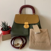 Used Burberry - The Medium DK88 Top handle in Dubai, UAE