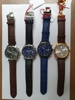 Used Louis Arden Leather Belt Men Watches  in Dubai, UAE