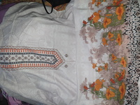Used Branded lawn 3 pc unstitched.. in Dubai, UAE