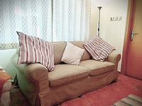 Used IKEA sofa-bed in Dubai, UAE