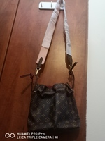 Used New Louis Vuitton Pouch with free strap in Dubai, UAE