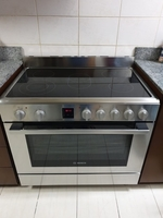 Used Bosch Electric Cooker Stove in Dubai, UAE