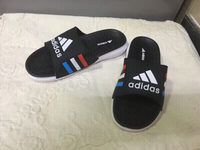 Used Adidas men's slippers size 41 in Dubai, UAE