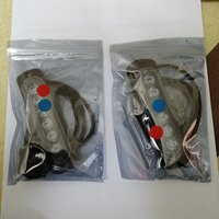 Used Car LED strobe lights 2pcs Blue+red in Dubai, UAE