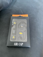 Used Chevrolet tire air cap and keychain  in Dubai, UAE