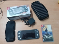 Used Nintendo Switch Lite + Games in Dubai, UAE