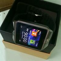 Used Exclusive Smartwatch Black With Sim And Blueetooth Option.. Box Pack in Dubai, UAE