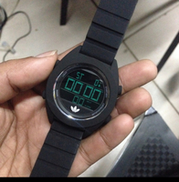 Used Adidas Watch No Use Inside Pack brand   in Dubai, UAE