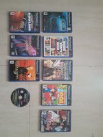 Used Ps2 games and console in Dubai, UAE