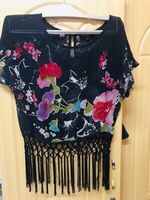 Used New Look Blouse -Size 6💙 in Dubai, UAE