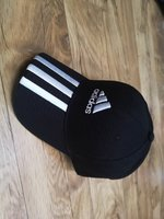 Used Adidas black cap in Dubai, UAE