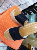 Used Wedge blue size 36 to 40 in Dubai, UAE