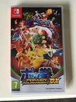 Used Pokken tournament DX - Nintendo Switch in Dubai, UAE