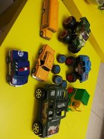 All in price. Cars