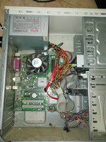 Used Pentium 4 PC for parts no memory in Dubai, UAE