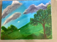 Used CANVAS BEAUTIFUL PAINTING FOR SALE!! in Dubai, UAE