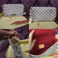 Used Louis Vuitton Fav (Copy 0.2) in Dubai, UAE