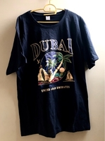 Used Vintage dark blue dubai shirt in Dubai, UAE
